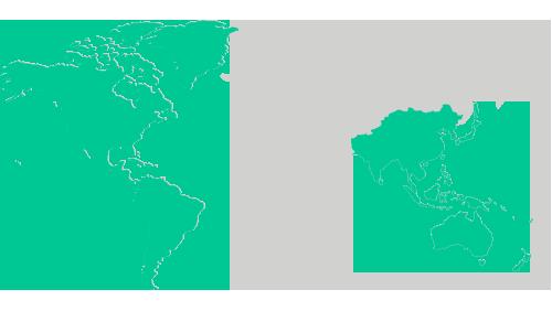 Location: AmericasAsia