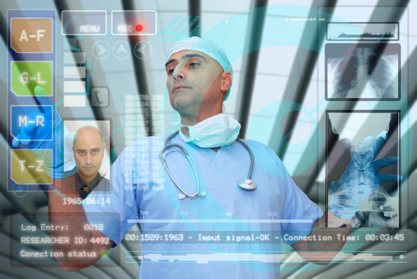 Hightech doctor