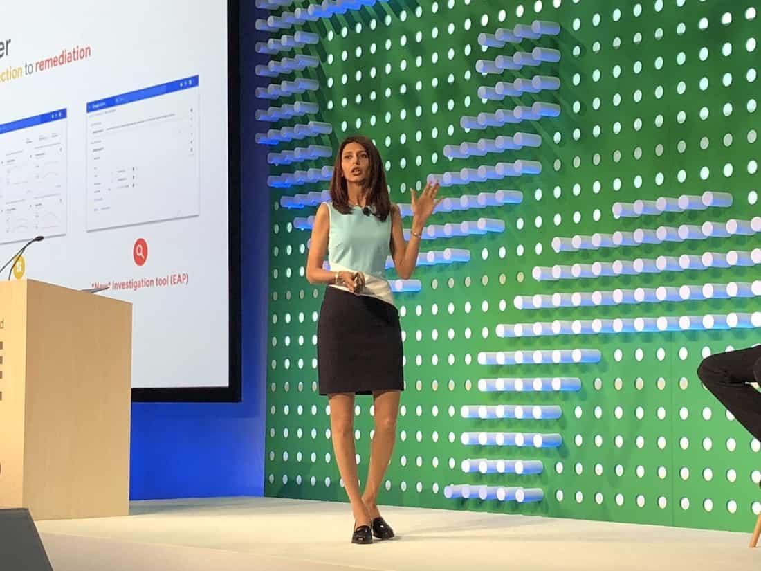 Reena Nadkarni Google Next 2018