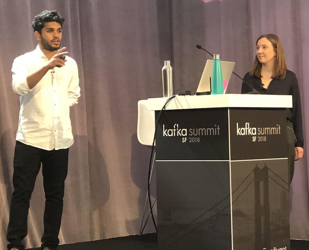 Design thinking at Kafka Summit 2018
