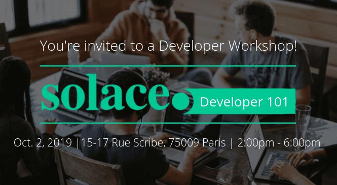 Developer Workshop | Paris - October 2, 2019