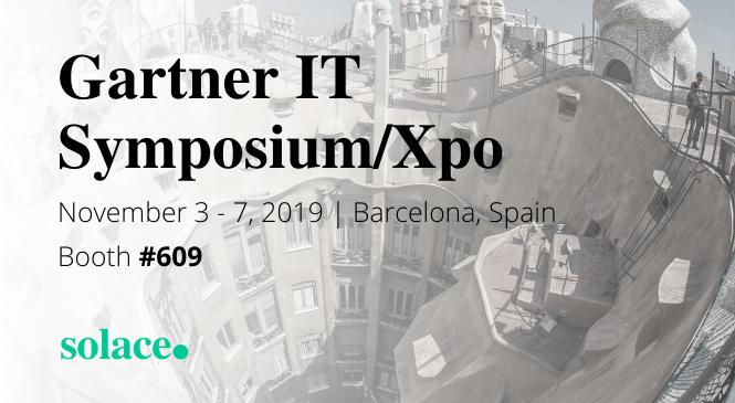 Gartner Symposium / ITxpo Barcelona