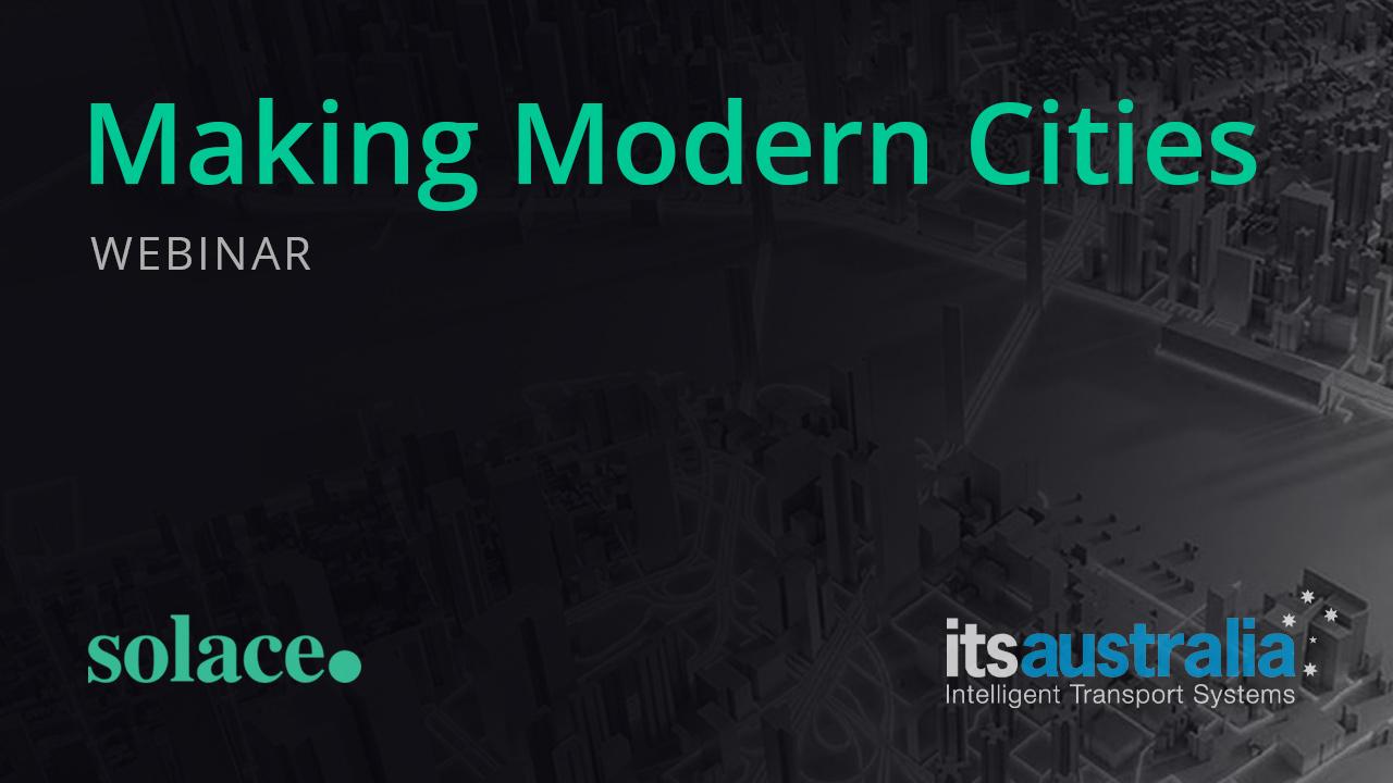 Webinar: Making Modern Cities