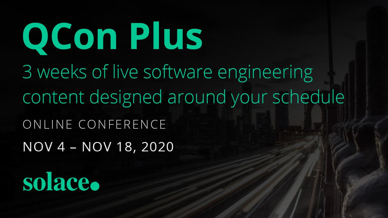 QCon Plus 2020