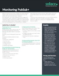 Monitoring PubSub+