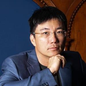 Grasshopper、Tan T-Kiang 氏