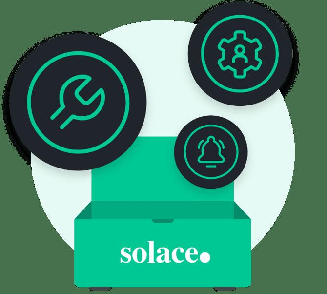 Solace サービス