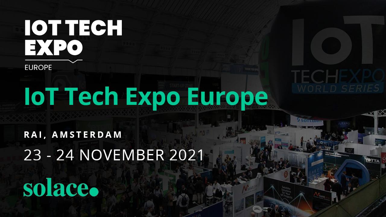 IoT TechExpo Europe