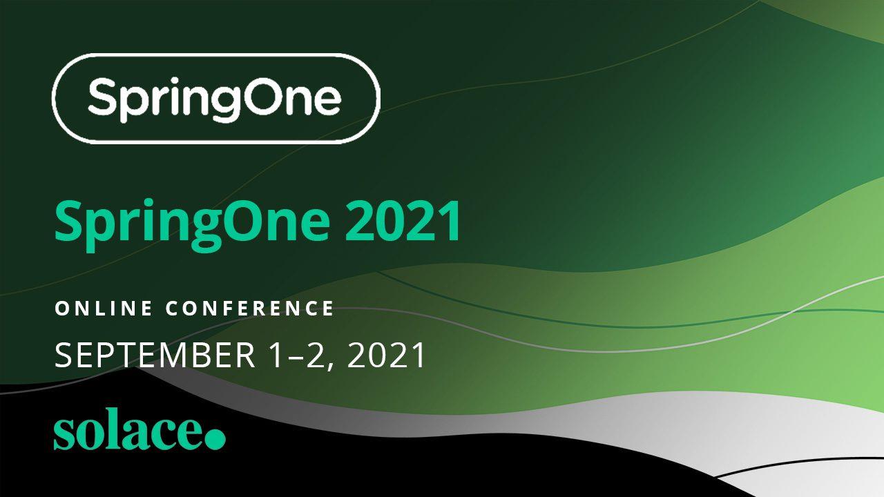 SpringOne 2021